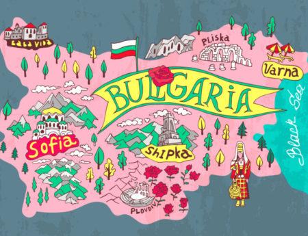 Best attractions in Bulgaria