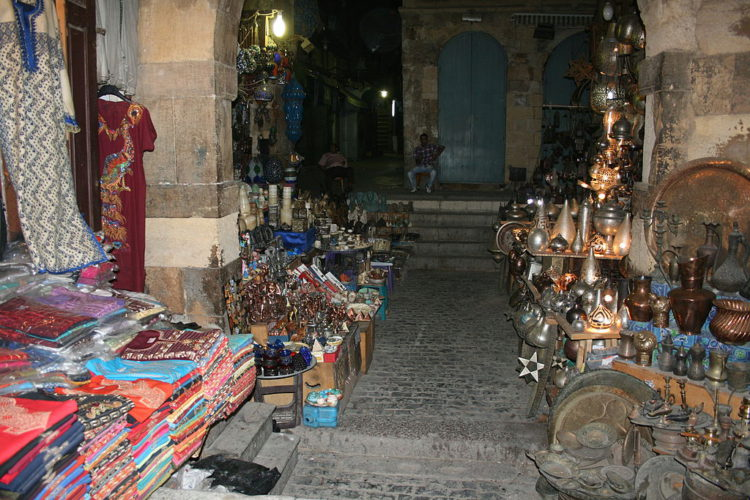 What to see in Egypt - Khan el-Khalili Market