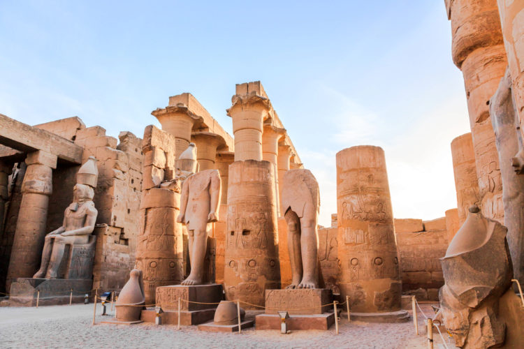 Attractions of Egypt - Luxor Temple