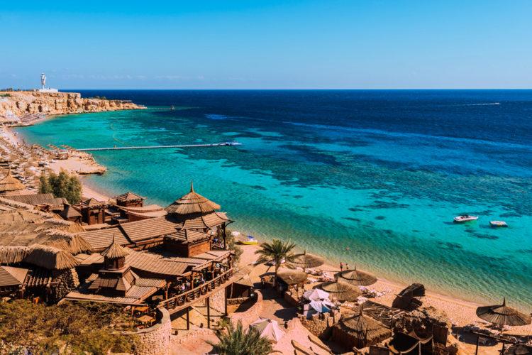 Attractions in Egypt - Sharm el-Sheikh Resort City