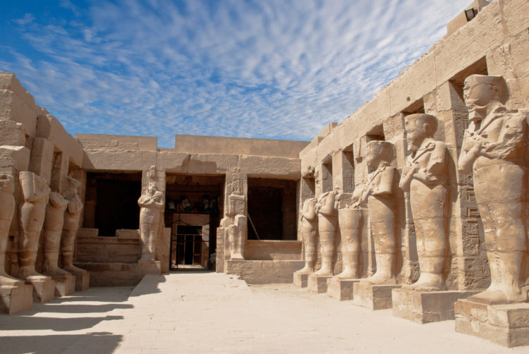 Egyptian Attractions - Temple of Karnak