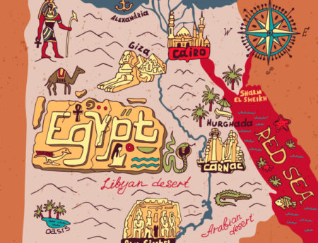 Best attractions in Egypt: Top 30