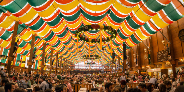 What to visit in Germany - Oktoberfest