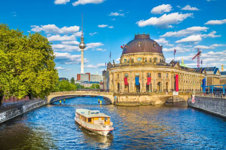 Attractions in Germany - Museum Island Berlin