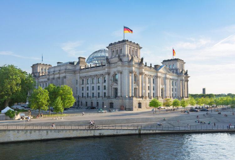 German sights - Reichstag