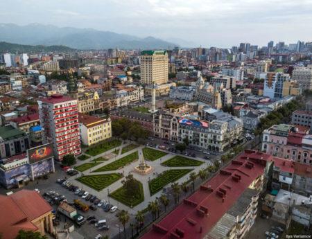 Best attractions in Batumi