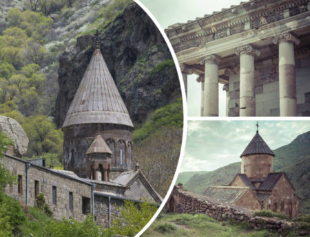 Best attractions in Armenia