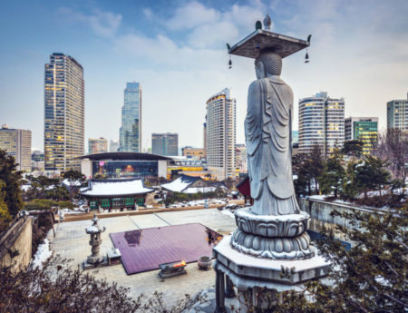 Best attractions in South Korea: Top 25