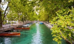 Best attractions in Annecy