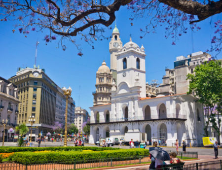 Best attractions in Argentina