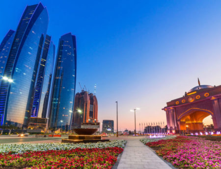 Best attractions in Abu Dhabi