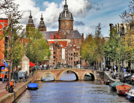Best attractions in Amsterdam: Top 35