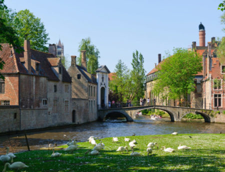 Best attractions in Bruges: Top 15