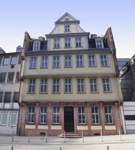 Goethe's House in Frankfurt am Main - sights in Frankfurt, Germany