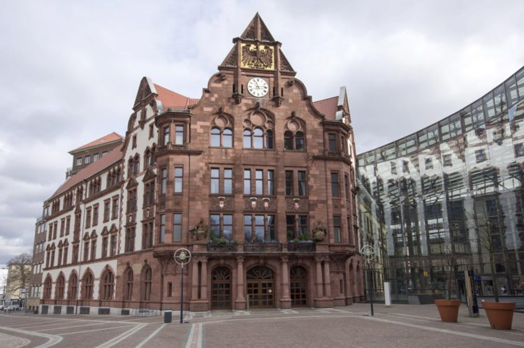 The Old Town Hall - Dortmund sights