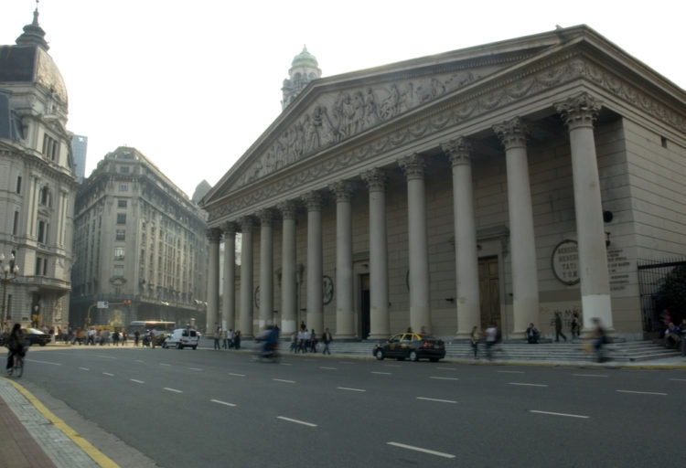 Buenos Aires Cathedral - Buenos Aires attractions