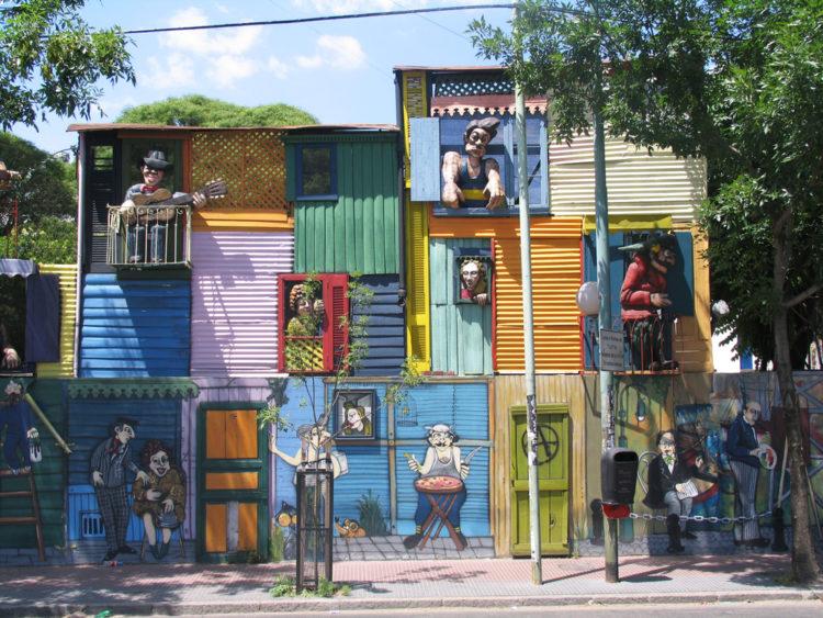 La Boca - Buenos Aires attractions