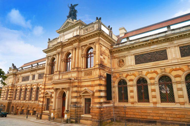Albertinum Art Museum - attractions in Dresden