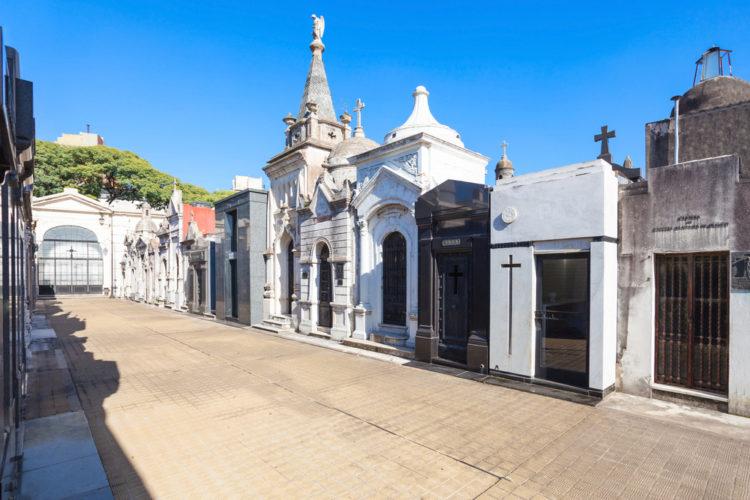 Recoleta Cemetery - Buenos Aires Landmarks
