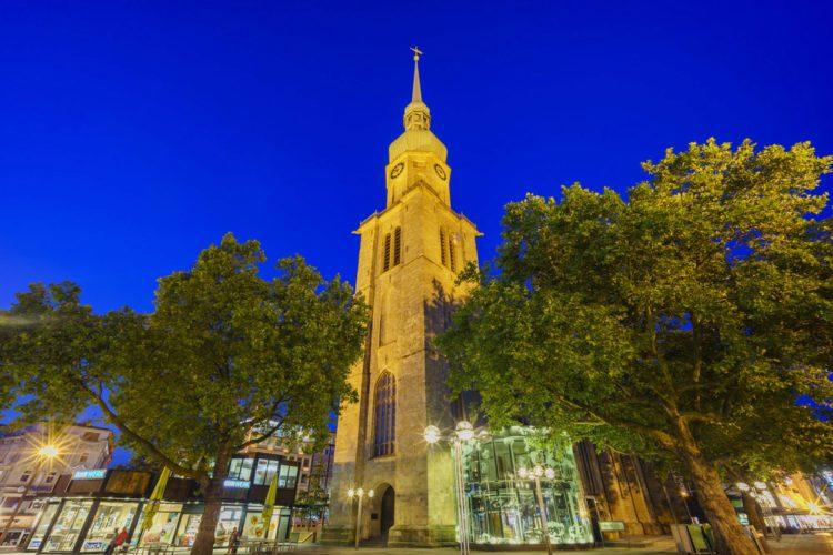 St. Rinald's Church - Dortmund Landmarks