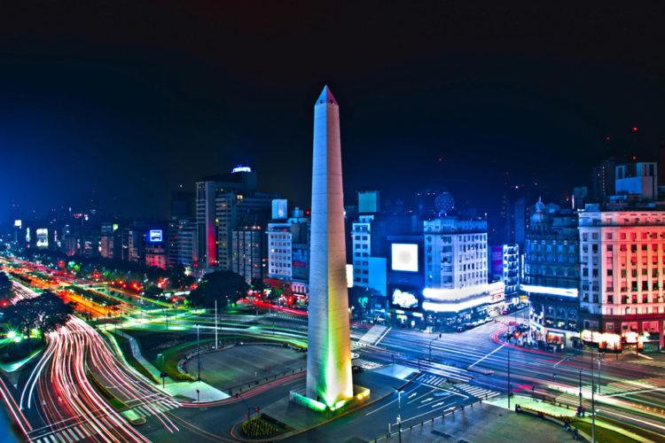Obelisk - Sights of Buenos Aires