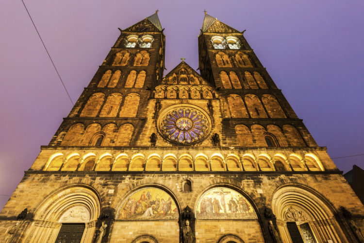 St. Peter's Cathedral - Bremen sights