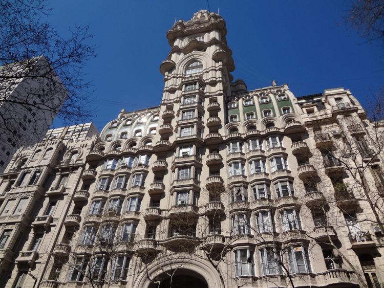 Palacio Barolo - Buenos Aires landmarks