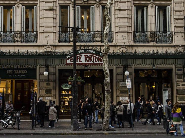 Café Tortoni - Buenos Aires attractions