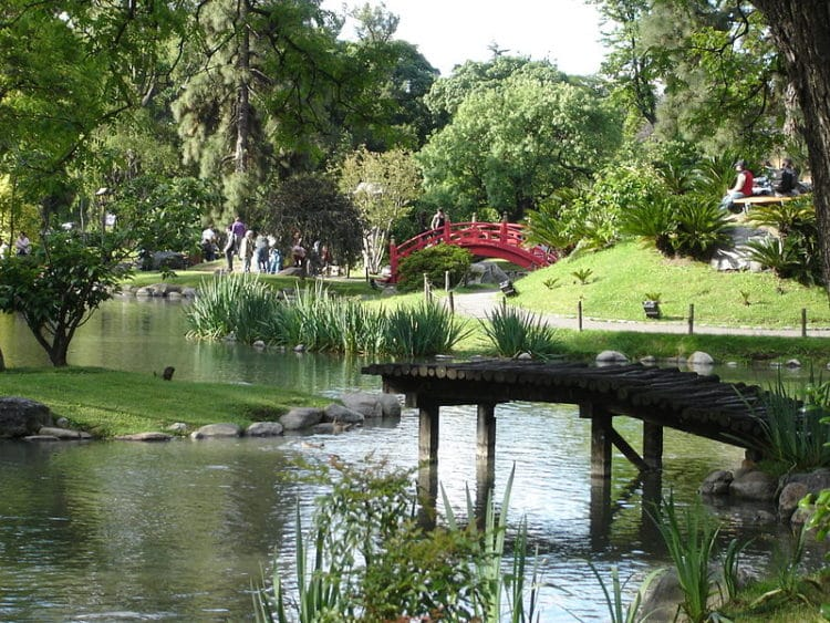 Park Tres de Febrero - Buenos Aires attractions