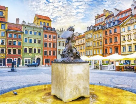 Best attractions in Warsaw: Top 20