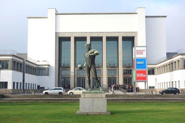 German Hygiene Museum - attractions in Dresden