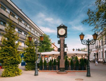 Best attractions in Brest: Top 25