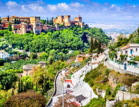 Best attractions in Granada: Top 20