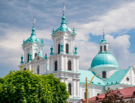 Best attractions in Grodno: Top 25