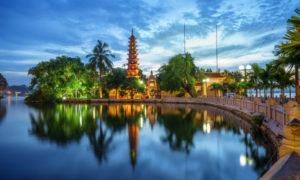 Best attractions in Hanoi: Top 25