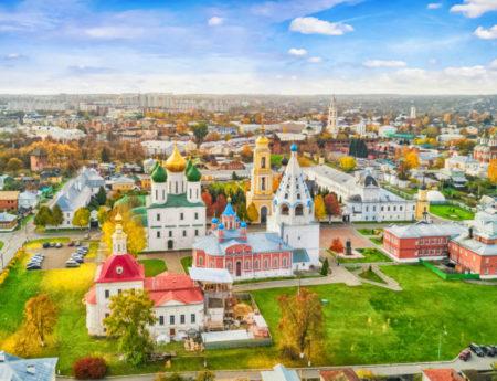 Best attractions in Kolomna: Top 25