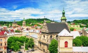 Best attractions in Lviv: Top 30