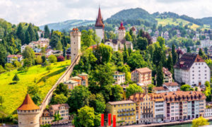 Best attractions in Lucerne: Top 26