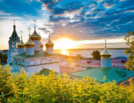 Best attractions in Nizhny Novgorod: Top 25