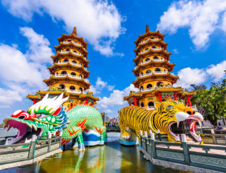 Best attractions in Taiwan: Top 25