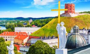 Best attractions in Vilnius: Top 25