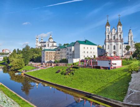 Best attractions in Vitebsk: Top 20