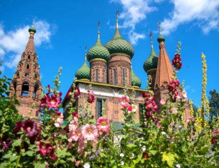 Best attractions in Yaroslavl: Top 30