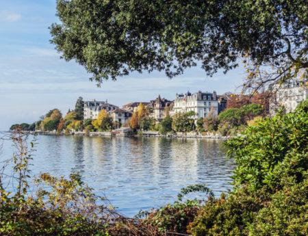 Best attractions in Geneva: Top 25
