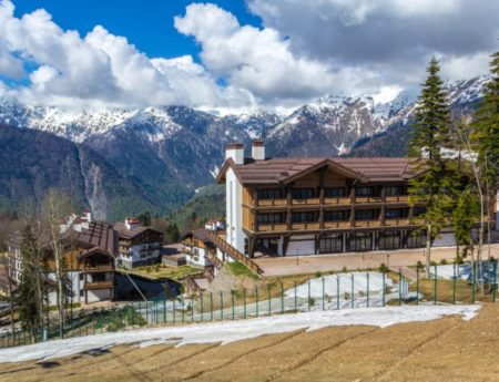 Best 5 star hotels in Sochi