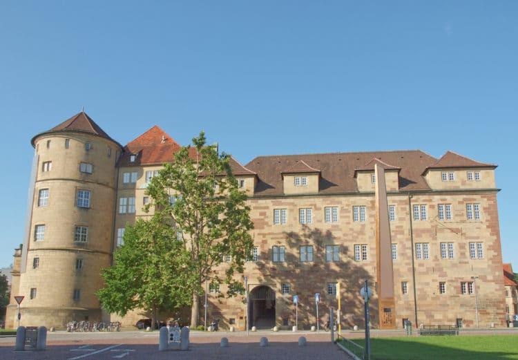 Old Castle - Stuttgart attractions