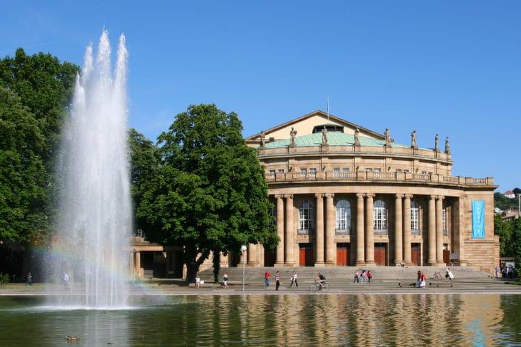 Stuttgart State Opera - Stuttgart attractions