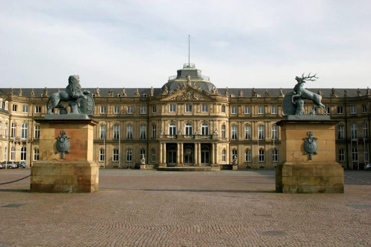 New Palace - Stuttgart attractions