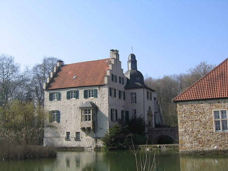 Dellwig's House - Dortmund sights
