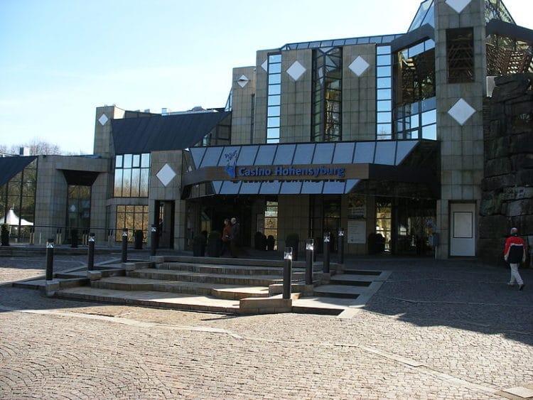Casino Hohensyburg - Dortmund attractions